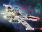 حرب الطائرة الفضائية